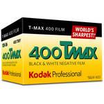 Kodak TMY 135-36 Roll T-Max 400 B&W Print Film (ISO-400)