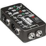 Whirlwind Audio Cable Tester