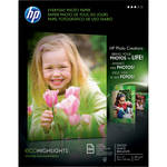"HP Everyday Glossy Photo Paper - 8.5x11"" - 100 Sheets"