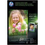 """HP Everyday Glossy Photo Paper (100 sheets - 4 x 6"""") With Tab"""