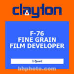 Clayton F76 Fine Grain Film Developer Liquid - 1 qt