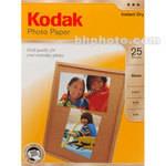 """Kodak Photo Paper Gloss - 8.5x11"""" - 25 Sheets"""