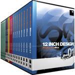 12 Inch Design Blox Complete - ProductionBlox, PowerBlox and ThemeBlox Bundle - NTSC