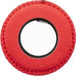 Blue Star Round Small Microfiber Eyecushion (Red)
