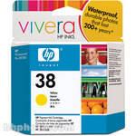 HP C9417A Yellow Cartridge for Photosmart Pro B9180 (HP 38)