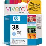 HP C9418A Light Cyan Cartridge for Photosmart Pro B9180 (HP 38)