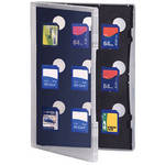 Gepe SD Card Safe Store (Clear)