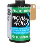 Fujifilm Fujichrome Provia 400X (RXP III) 35mm Color Slide Film