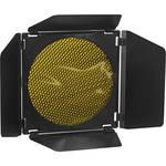 Interfit Four Leaf Barndoor Set for EX150, EXD200