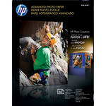 "HP Advanced Photo Paper (Glossy) - 5x7"" - 60 Sheets"