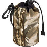 LensCoat LensPouch, Large Wide (Realtree Max4 HD)