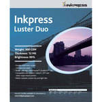 """Inkpress Media Photo Chrome RC Luster Duo Paper (8.5 x 11"""", 40 Sheets)"""
