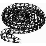 Manfrotto 091MCB Metal Chain for Expan Drive, Black 11.5' (3.5 m)