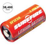 SureFire Bulk Box of 38,400 SF123A Batteries