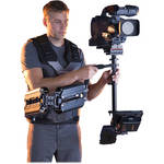 Glidecam X22AB X-22 Stabilizer with an Anton Bauer Battery Mount