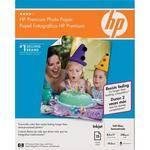 "HP Premium Soft-Gloss Photo Paper - 8.5 x 11"" - 15 Sheets"