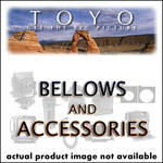 Toyo-View 8x10 Long Bellows (1200mm)