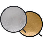 "Lastolite 48"" Silver/Gold Reversible Reflector"