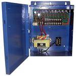 MG Electronics DPS-12DC-9UL 9-Camera 12VDC 4A Distributed Power Supply