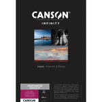"""Canson Infinity PhotoSatin Premium Resin Coated Paper (270gsm, 17 x 22"""", 25 Sheets)"""