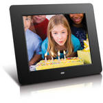 "Aluratek ADMPF108F 8"" Digital Photo Frame With 512MB Memory"