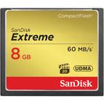 SanDisk 8GB CompactFlash Memory Card Extreme 400x UDMA