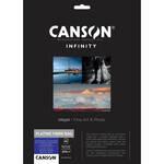 "Canson Infinity Platine Fibre Rag 310 Archival Inkjet Paper (8.5 x 11"", 10 Sheets)"