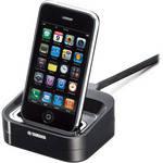 Yamaha YDS-12 iPhone/iPod Dock (Black)