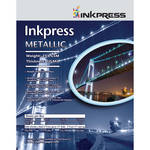 "Inkpress Media Metallic Photo Paper (255 gsm, 8.5 x 11"", Letter, 50 Sheets)"