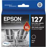 Epson T127120 127 Extra High-Capacity Black Ink Cartridge
