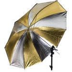 "Interfit Gold/Silver Umbrella (60""/1.5m)"