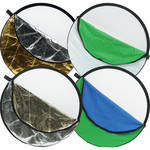 """Impact 7-in-1 Collapsible Reflector Disc (32""""/81.3 cm Diameter)"""