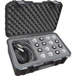 SKB MC16 Waterproof Sixteen Mic Case