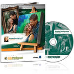 Kelby Media DVD: Fay's Master Background Collection