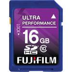 Fujifilm 16GB SDHC Memory Card Class 10