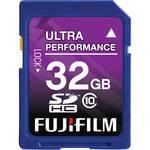 Fujifilm 32GB SDHC Memory Card Class 10