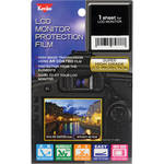 Kenko LCD Monitor Protection Film for the Canon EOS 40D / 50D Camera
