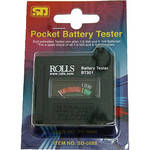 Rolls BT301 Pocket Battery Tester