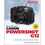 Cengage Course Tech. Book: David Busch's Canon Powershot G12 Guide by David D. Busch