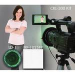 Datavideo Chromakey Kit Three Retro-Reflective Cloths