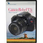 Blue Crane Digital Training DVD: Introduction to the Canon Rebel T3i/600D: Basic Controls