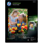"HP Everyday Glossy Photo Paper (5.0 x 7.0"", 60 Sheets)"