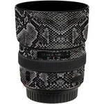 LensSkins Lens Wrap for Canon 50mm f/1.4 (Snake Skin)