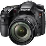 Sony Alpha a77 DSLR Camera with 16-50mm f/2.8 DT Lens Kit