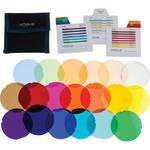 ExpoImaging Rogue Gels Lighting Filter Kit for Rogue Grid (Set of 20)