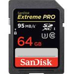 SanDisk 64GB Extreme Pro UHS-I SDXC U3 Memory Card (Class 10)