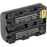 Watson NP-FM50 Lithium-Ion Battery Pack (7.4V, 1400mAh)