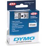 """Dymo Standard D1 Tape (Black on White, 3/4"""" x 23')"""