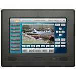 Aurora Multimedia NXT-1330V Touch Panel In-Wall Controller With Video Preview (Black)