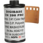 Rollei/AGFA 135-36 Digibase CN200 Pro Color Negative Film (35mm, 36 Exposure, 2 Rolls)